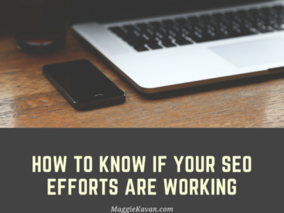 How to Know Your SEO Efforts are Working