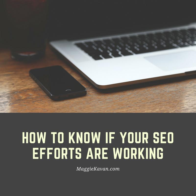 Search Engine Optimization Efforts